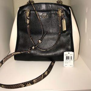 Coach Bags - Coach Minetta Exotic Crossbody (leather)